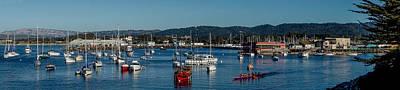 Photograph - Monterey Day by Derek Dean
