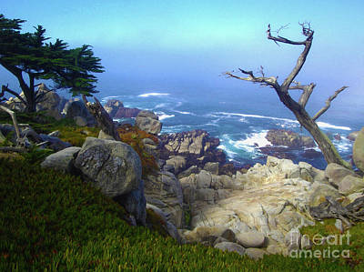 Photograph - Monterey by Gregory Dyer