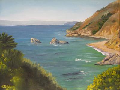 Monterey II Art Print by Lisa Barr