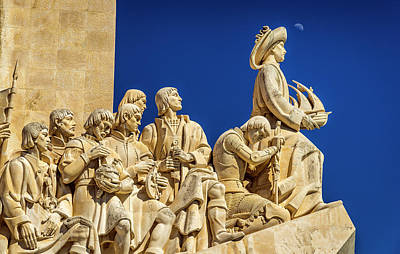 Photograph - Monument Of The Discoveries, Lisbon. by Pablo Lopez