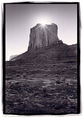 Monument Valley Butte Arizona Original by Steve Gadomski