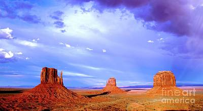 Photograph - Monument Valley by Irina Hays