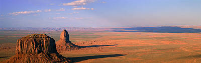Monument Valley Tribal Park, Arizona Print by Panoramic Images