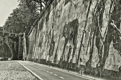 Photograph - Monumental Frieze by JAMART Photography