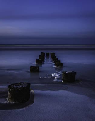 Photograph - Moon Glow by Steve DuPree