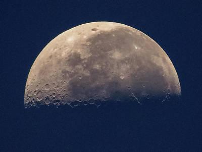 Photograph - Moon Rise by Buddy Scott