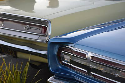 Photograph - Mopar by Dean Ferreira