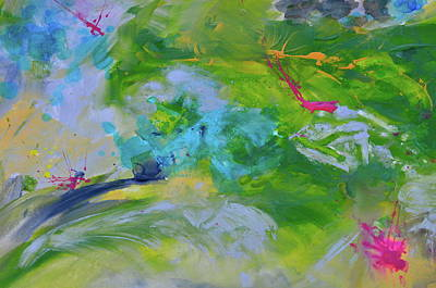 Painting - Morgan by Teresa Tilley