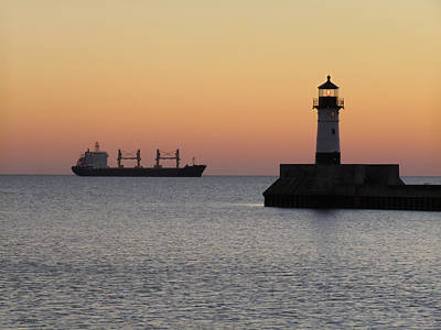 Duluth Photograph - Morning Delight by Alison Gimpel