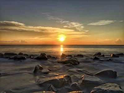 Photograph - Morning Glow by Juan Montalvo