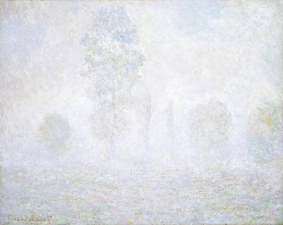 Painting - Morning Haze by Claude Monet