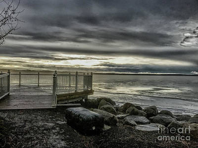 Photograph - Morning Storm by William Norton