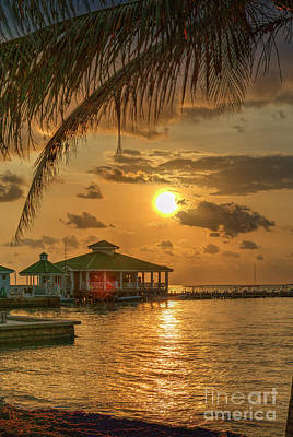 Photograph - Morning Sunrise by David Zanzinger
