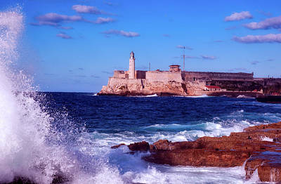 Photograph - Morro Castle - Havana by L O C