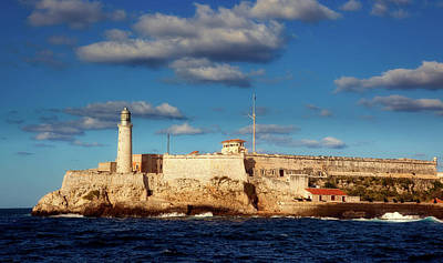 Photograph - Morro Castle by L O C