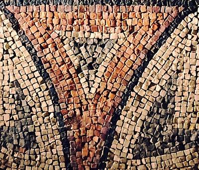 Photograph - Mosaic Detail by Sandy Taylor