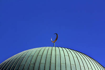 Photograph - Mosque East 96th Street Nyc by Robert Ullmann