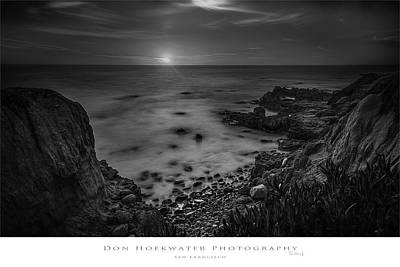 Photograph - Moss Beach Sunset by PhotoWorks By Don Hoekwater
