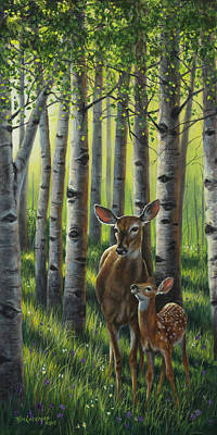 Painting - Mother's Day by Kim Lockman