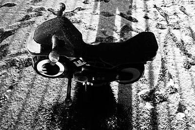 Photograph - Motor Bikin by Jez C Self