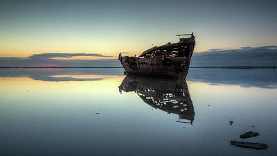 Photograph - Motueka Sunrise 1 by Brad Grove