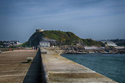 Photograph - Mount Batten Plymouth by Chris Day