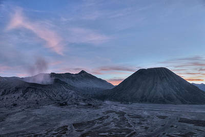 Mount Bromo - Java Art Print by Joana Kruse
