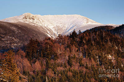 Mount Lafayette - White Mountains New Hampshire Usa Art Print