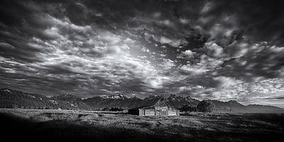 Pioneer Photograph - Mountain Drama by Andrew Soundarajan