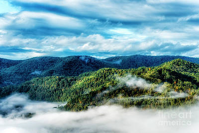 Photograph - Mountain Overlook by Thomas R Fletcher