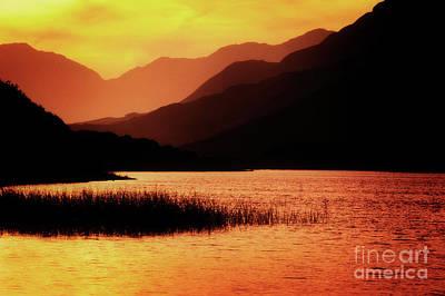 Photograph - Mountain Sunrise by Scott Kemper