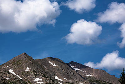 Photograph - Mountain Top by Marilyn Hunt