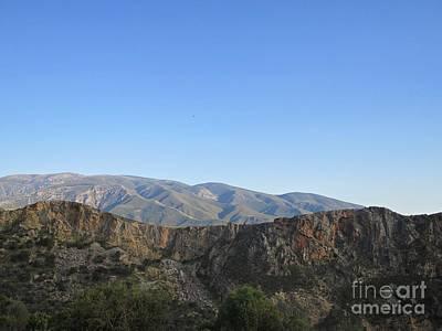 Photograph - Mountains Around Lanjaron by Chani Demuijlder