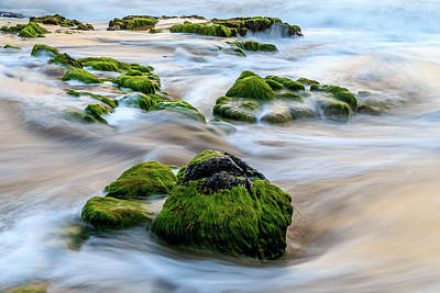 Photograph - Moving Waters by Robert Caddy