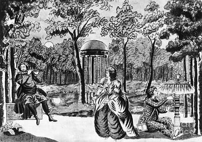 Amadeus Photograph - Mozart: Magic Flute, 1791 by Granger