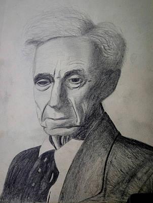 Bertrand Russell. Original