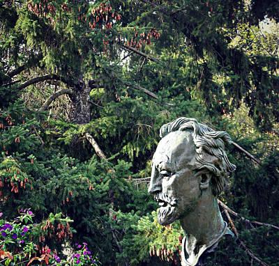 Photograph - Mr. Shakespeare by Cyryn Fyrcyd