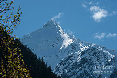 Photograph - Mt Cheam by Rod Wiens