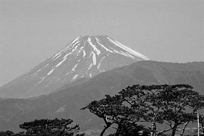 Photograph - Mt. Fuji by Juergen Weiss