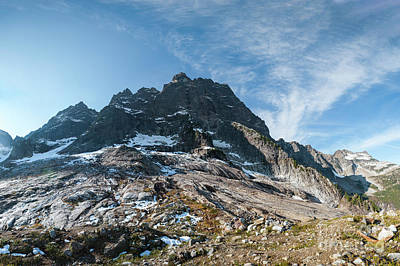 Photograph - Mt Slesse by Rod Wiens