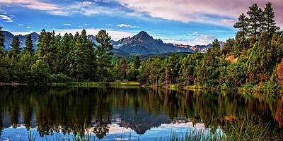 Photograph - Mt Sneffels by Ken Smith