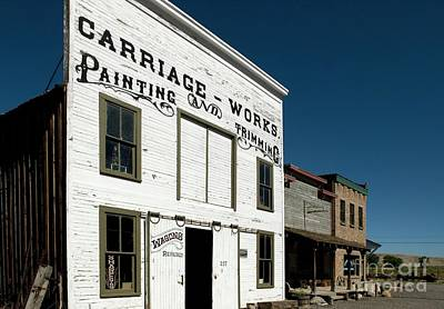 Photograph - Museum Of The Mountain West Montrose Colorado by Bob Pardue