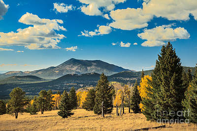 Photograph - Must Be Fall by Robert Bales