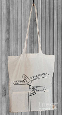 Photograph - 1. Mylor Tote Bag by Terri Waters