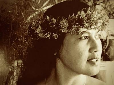 Photograph - Na Ikaika Wahine  by Lehua Pekelo-Stearns