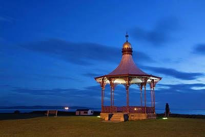 Photograph - Nairn Bandstand At Dawn by Veli Bariskan