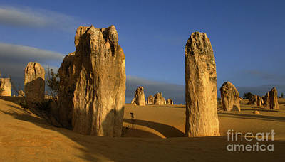 Photograph - Nambung Desert Australia 2 by Bob Christopher
