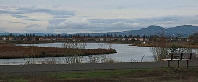 Photograph - Napa River View  by Christy Pooschke