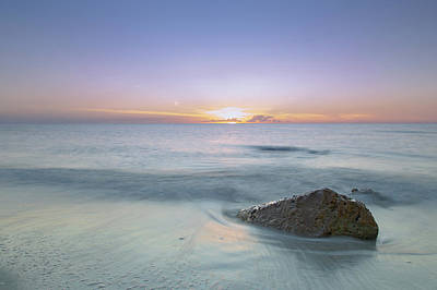 Photograph - Naples Florida Sunset by Christopher L Thomley