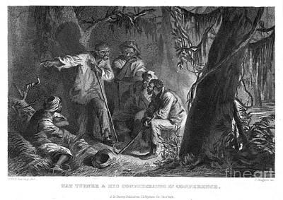 Nat Turner (1800-1831) Art Print by Granger